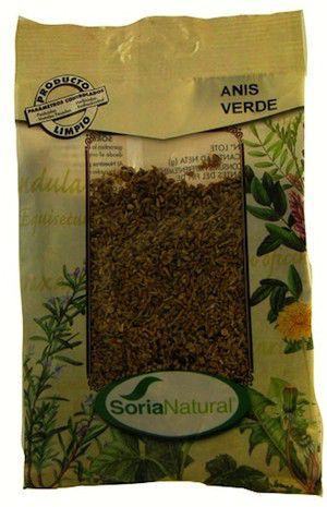Soria Natural Anís Verde Bolsa 60g