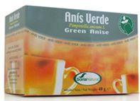 Soria Natural Anís Verde Infusión 20 bolsitas