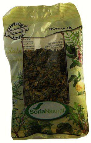 Soria Natural Borraja Bolsa 40g
