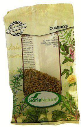 Soria Natural Cominos Bolsa 50g