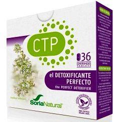 Soria Natural CTP 36 comprimidos