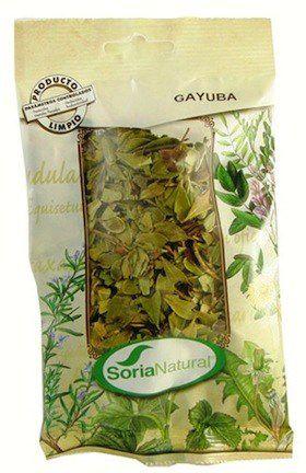 Soria Natural Gayuba Bolsa 50g
