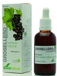 Soria Natural Grosellero Negro Extracto 50ml