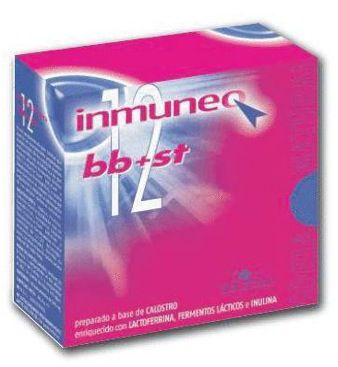 Soria Natural Inmuneo 12 48 comprimidos
