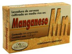 Soria Natural Manganeso 60 comprimidos