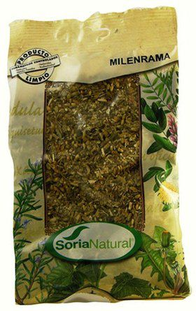Soria Natural Milenrama Bolsa 40g