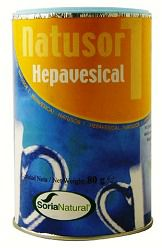 Soria Natural Natusor 01 Hepavesical 80g