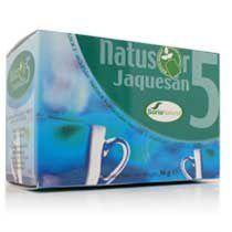 Soria Natural Natusor 05 Jaquesán 20 bolsitas