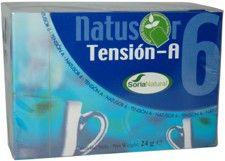 Soria Natural Natusor 06 Tensión A 20 bolsitas