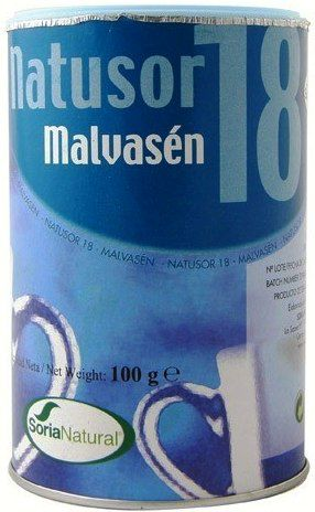 Soria Natural Natusor 18 Malvasén 100g