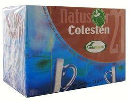 Soria Natural Natusor 21 Colestén 20 bolsitas