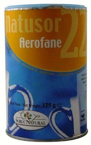Soria Natural Natusor 22 Aerofane 125g