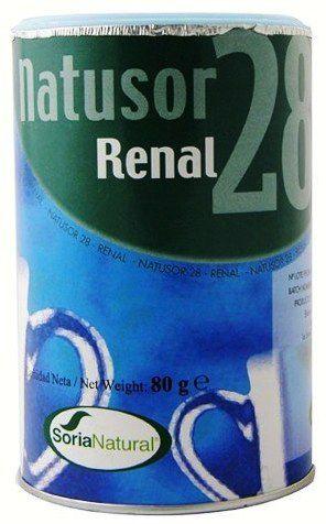 Soria Natural Natusor 28 Renal 80g