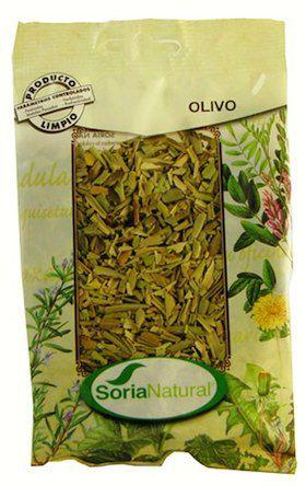 Soria Natural Olivo Bolsa 50g