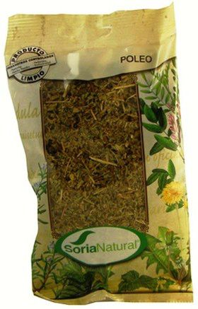 Soria Natural Poleo Bolsa 40g