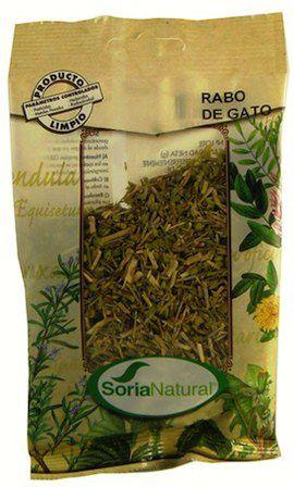 Soria Natural Rabo de Gato Bolsa 40g