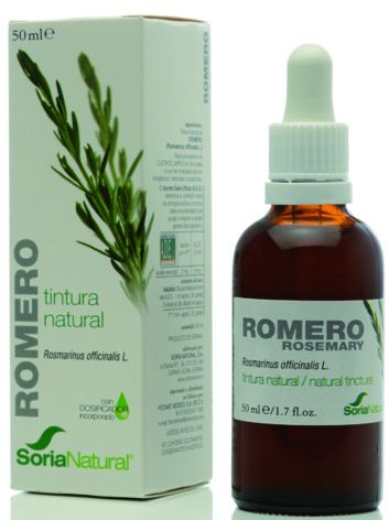 Soria Natural Romero Extracto 50ml