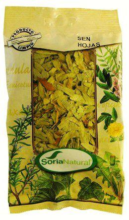 Soria Natural Sen Hojas Bolsa 30g