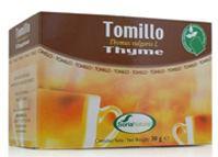 Soria Natural Tomillo Infusión 20 bolsitas