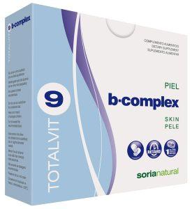 Soria Natural Totalvit 09 B-Complex 28 comprimidos