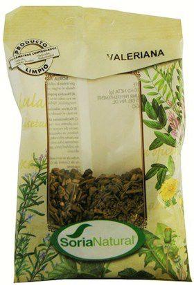 Soria Natural Valeriana Bolsa 70g