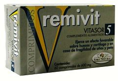 Soria Natural Vitasor 05 Remivit 60 comprimidos