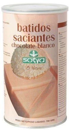 Sotya Batido Saciante Chocolate Blanco 700g