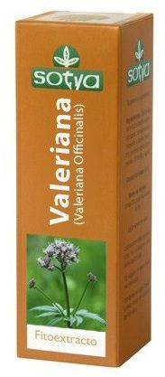 Sotya Extracto Valeriana 60ml