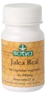 Sotya Jalea Real 50 cápsulas