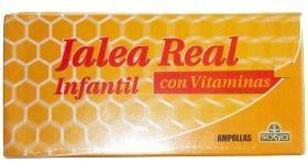 Sotya Jalea Real Infantil 10 viales