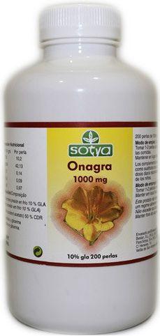 Sotya Onagra 1000mg 200 perlas
