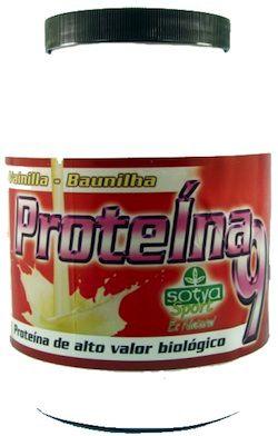 Sotya 100% Protein Soja Fresa 500g