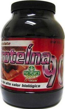 Sotya 100% Protein Soja Chocolate 1,8Kg