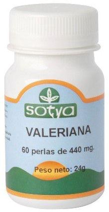 Sotya Valeriana 60 perlas