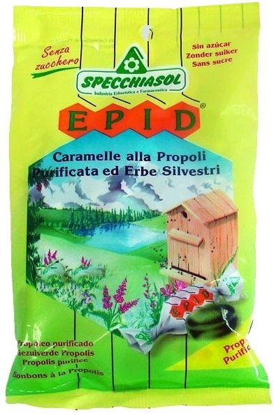 Specchiasol Caramelos Propolis-Plantas Silvestres