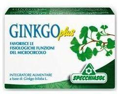 Specchiasol Ginkgo Plus 30 cápsulas