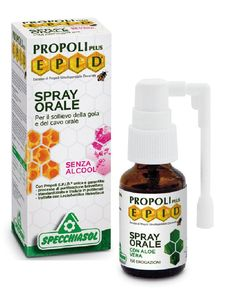 Specchiasol Spray Oral sin Alcohol 15ml