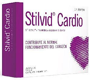 Actafarma Stilvid Cardio 28 cápsulas