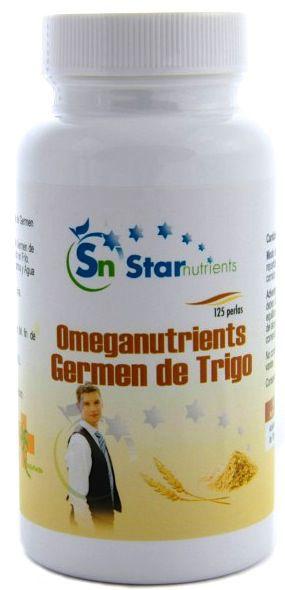 StarNutrients Omeganutrients Germen de Trigo 125 perlas