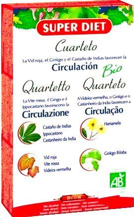 Super Diet Circulacion Bio 20 ampollas
