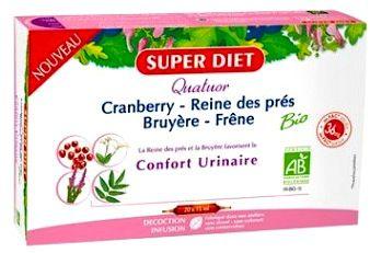 Super Diet Cranberry Bio 20 ampollas