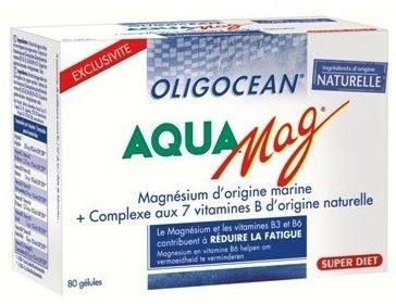 Super Diet Oligocean Aquamag 80 cápsulas