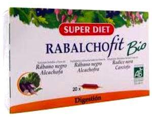 Super Diet Rabalchofit 20 ampollas