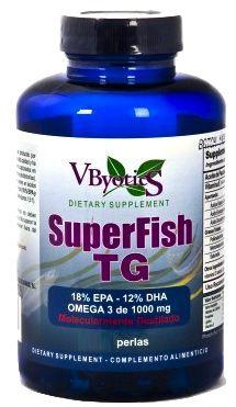 Vbyotics Superfish TG 200 perlas