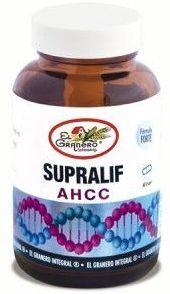 El Granero Integral Supralif AHCC - Shiitake 120 cápsulas