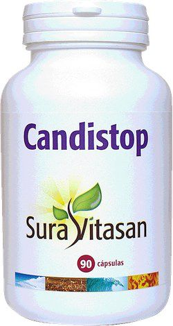 Sura Vitasan Candistop 90 cápsulas