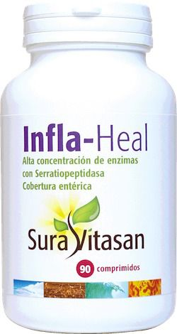 Sura Vitasan Infla Heal 90 comprimidos