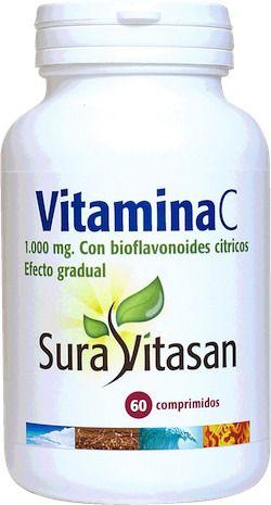Sura Vitasan Vitamina C 1000mg 60 comprimidos