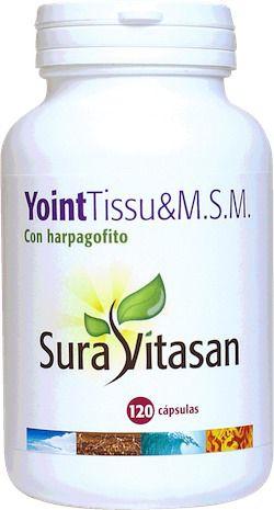 Sura Vitasan Yoint-Tissu MSM Harpagofito 120 cápsulas