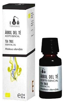 Terpenic EVO Aceite Esencial de Árbol de Té Bio 10ml